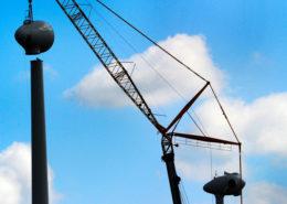 hoe werken windmolen